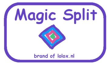 MAGIC SPLIT (ply-split)