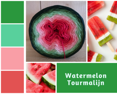 Magic Swing - Watermelon Tourmaline